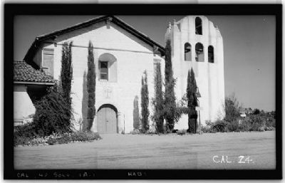 Mission Santa Ines image. Click for more information.