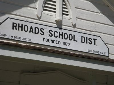 Rhoads School image. Click for full size.