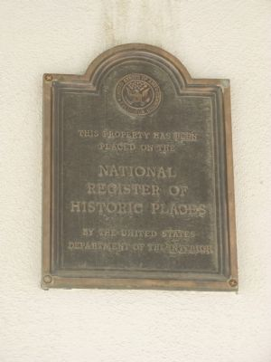 Hasman Building/General Store Marker image. Click for full size.