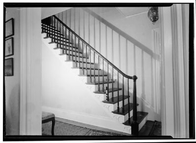 Detail, Main Stair image. Click for full size.