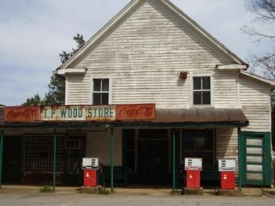 T.P. Woods store image. Click for full size.
