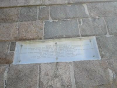 Groton Battle Monument Marker image. Click for full size.