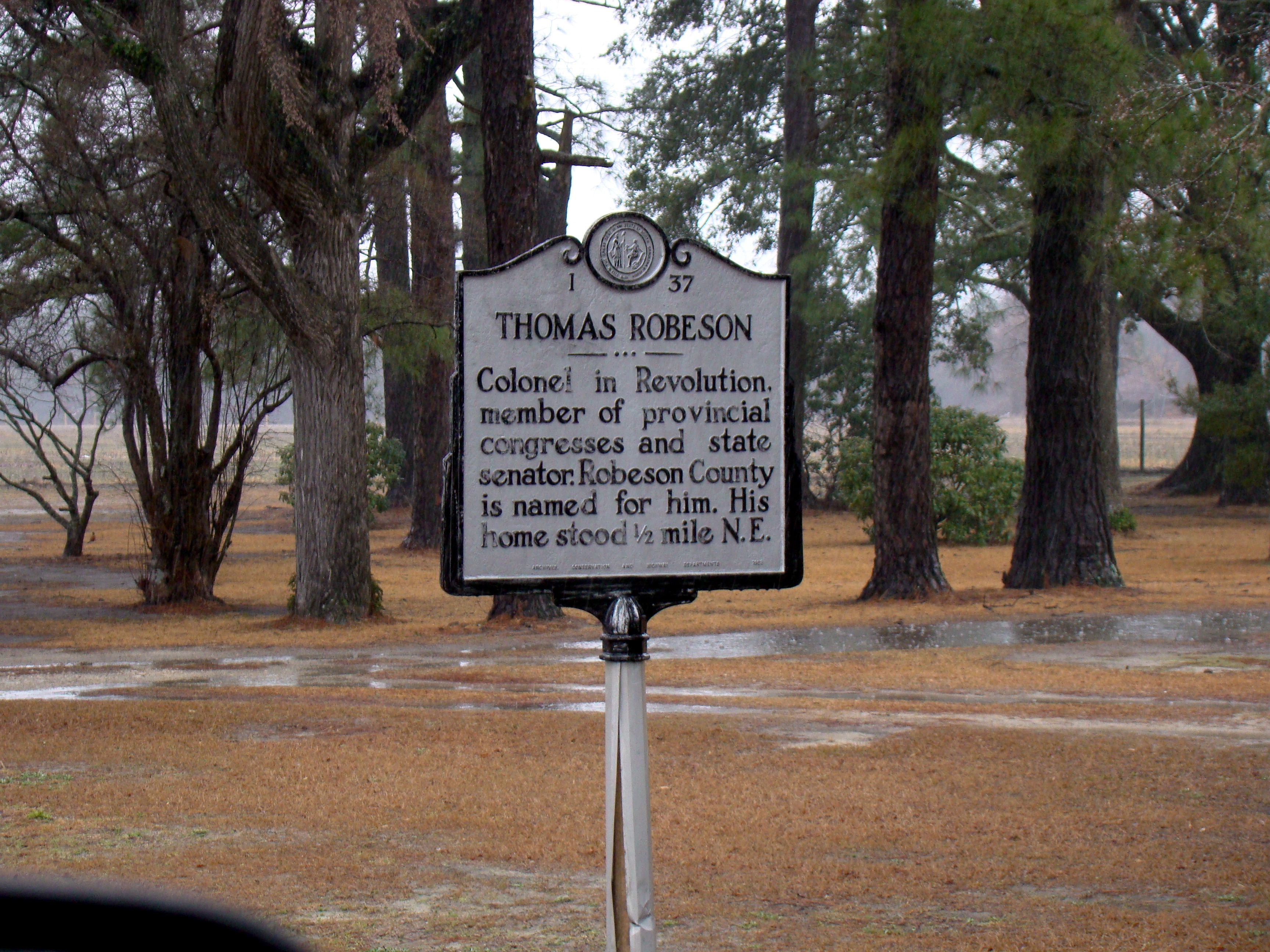 Thomas Robeson Marker