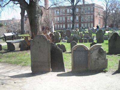 Copp's Hill Burying Ground image. Click for full size.