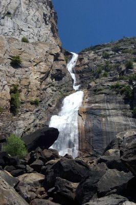 Wapama Falls image. Click for full size.