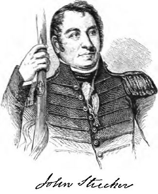 General John Strieker image. Click for full size.