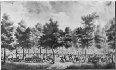 The Battle of North Point image. Click for full size.