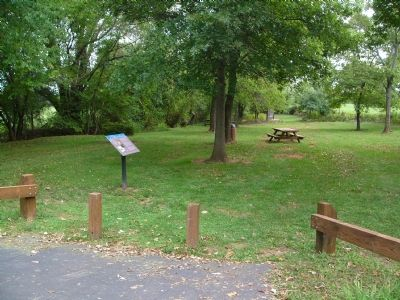 John Marshall's Birthplace Park image. Click for full size.
