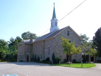 Hunt's Methodist Church image. Click for full size.