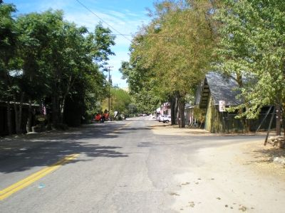 Main Street of Knights Ferry image. Click for full size.