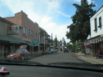 "Downtown ""Jimtown"" image. Click for full size."