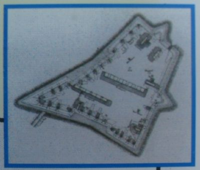 Plan of the Fort image. Click for full size.