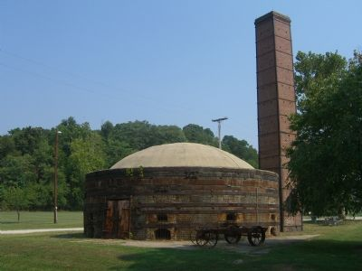 The Beehive Brick Kiln image. Click for full size.