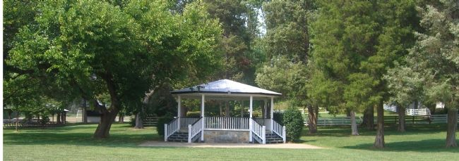 William Grayson Bandstand Memorial image. Click for full size.