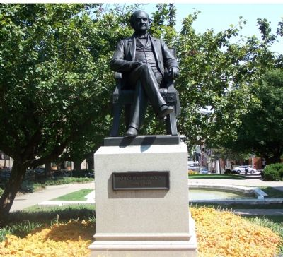 George Peabody (1795–1869) image. Click for full size.