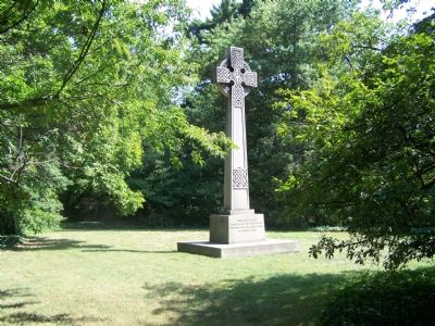 Monument in Memory of Our Dead Heroes 1917-1918 image. Click for full size.