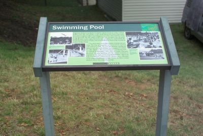 Swimming Pool Marker image. Click for full size.