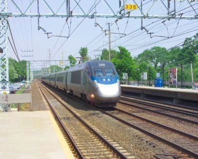 Amtrak Acela Express image. Click for full size.