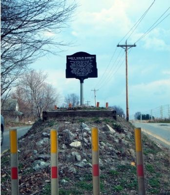 Nancy Kerlin Barnett Marker image, Touch for more information