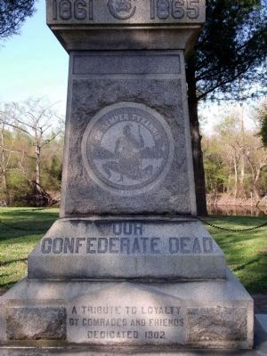 1861-1865 Our Confederate Dead image. Click for full size.