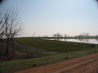 Mississippi River at Kentucky Bend Today image. Click for full size.