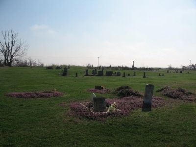 The Church Cemetery image. Click for full size.