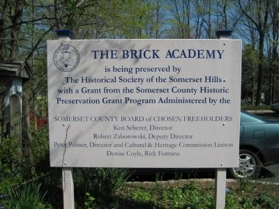 Preservation of The Brick Academy image. Click for full size.