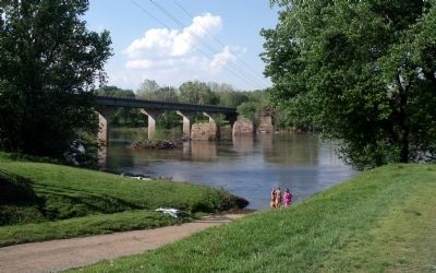 James River at Cartersville image. Click for full size.