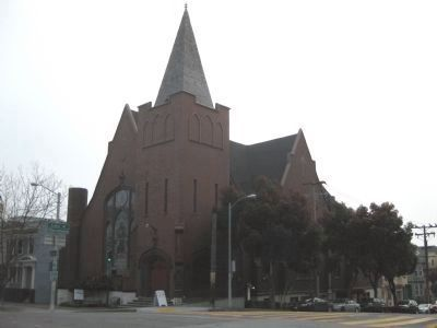 St. John's Presbyterian Church from the Northeast image. Click for full size.