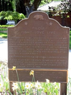 Filoli Marker image. Click for full size.