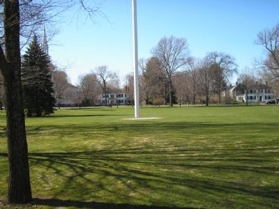 Lexington Green image. Click for full size.