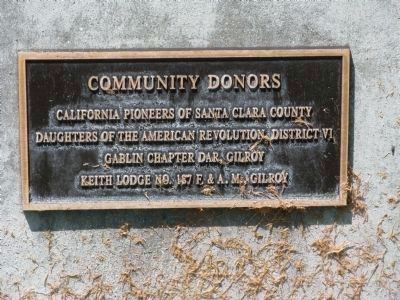 Community Donors image. Click for full size.