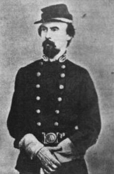 Confederate Brig. Gen. John R. Chambliss, Jr. image. Click for full size.