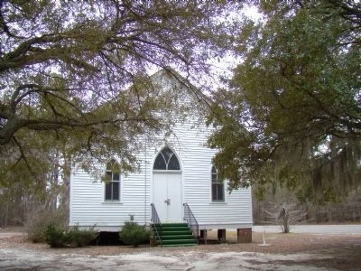 Little Pee Dee Presbyterian Church image. Click for full size.