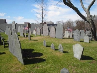 Old Hill Burying Ground image. Click for full size.