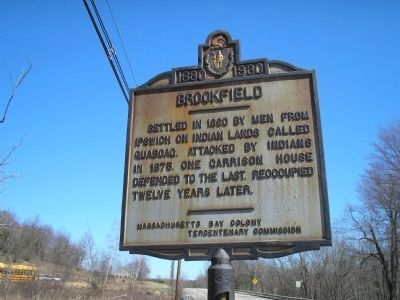 Brookfield Marker image. Click for full size.
