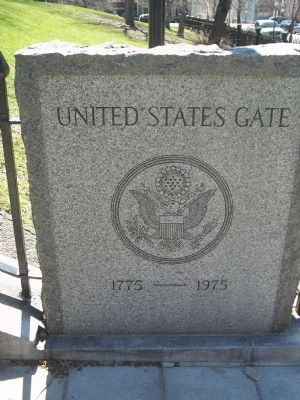 United States Gate Marker image. Click for full size.