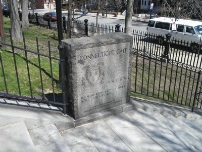 Marker in Boston Nat'l Hist Park image. Click for full size.