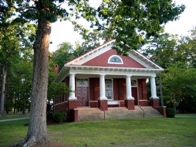 Red House Presbyterian Church image. Click for full size.