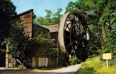 The Old Bale Mill image. Click for full size.