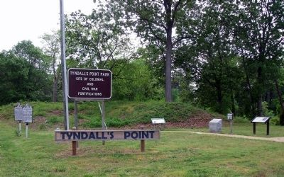 Tyndall's Point Park image. Click for full size.
