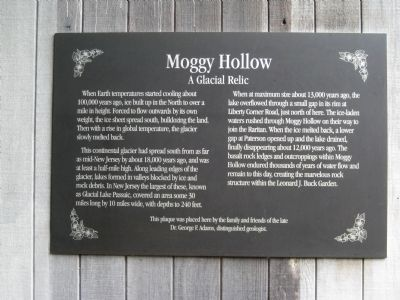Moggy Hollow Marker image. Click for full size.