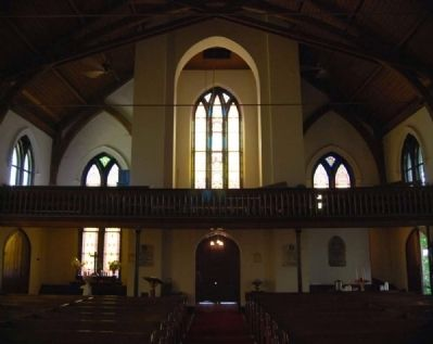Trinity Episcopal Church Gallery image. Click for full size.