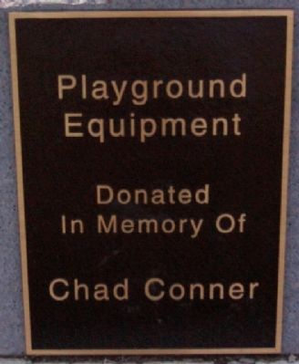 Smith Place Park Playground Marker image. Click for full size.