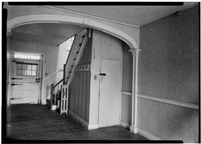 Main Hall, Westervelt House image. Click for full size.