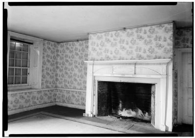 Living Room, Westervelt House image. Click for full size.