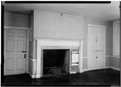 Dining Room, Westervelt House image. Click for full size.
