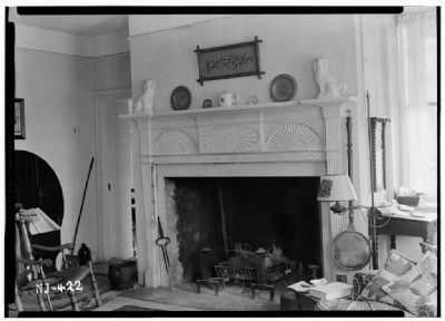 Living Room One, Benjamin P. Westervelt House image. Click for full size.