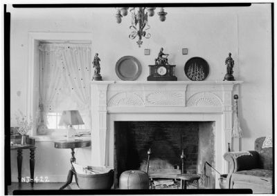 Living Room Two, Benjamin P. Westervelt House image. Click for full size.