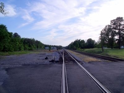 RR siding at Ford, Va. image. Click for full size.